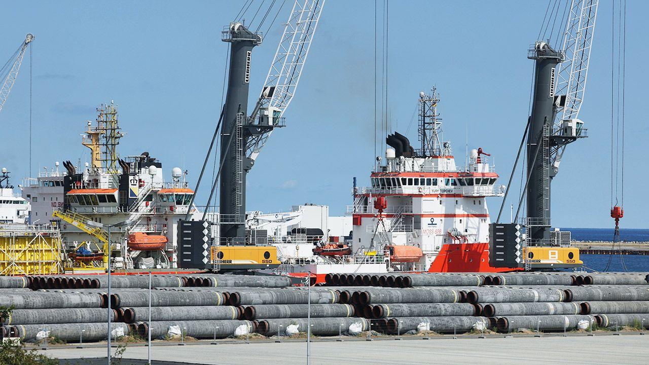 Budowa Nord Stream 2 wchodzi w finalny etap (fot. Sean Gallup/Getty Images)