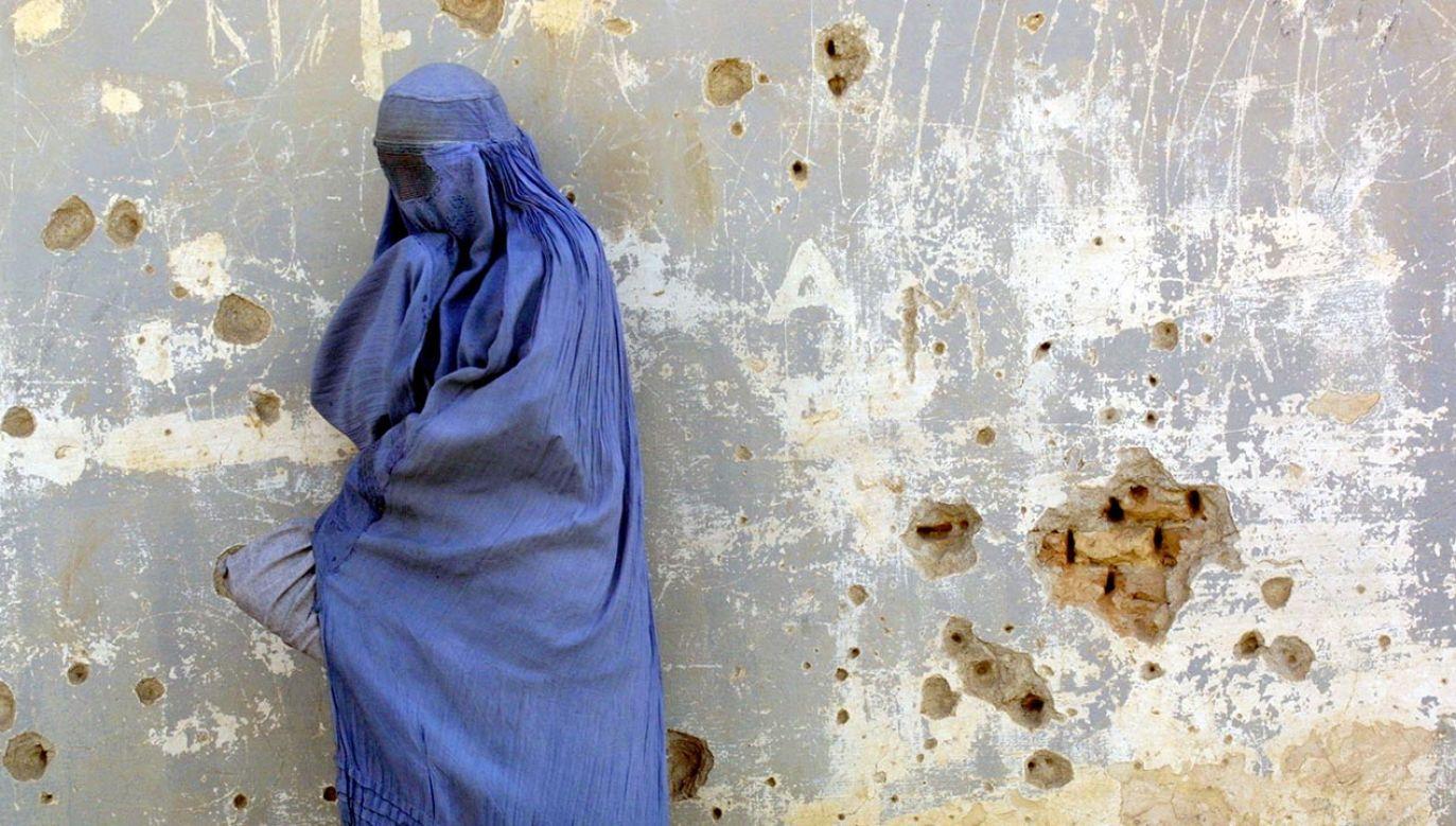 Dramatycznie rośnie liczba ofiar w Afganistanie (fot. Paula Bronstein/Getty Images, zdjęcie ilustracyjne)