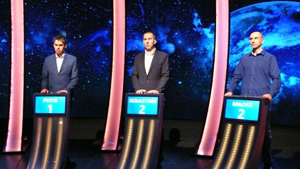 W finale 15 odcinka 109 zagra trzech najlepszych zawodników wyłonionych w drugim etapie gry