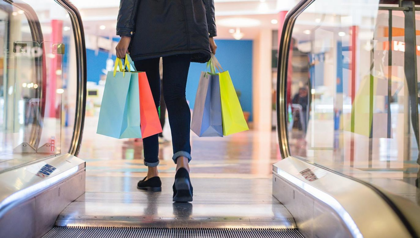 W sklepach i galeriach handlowych będzie obowiązywał limit osób (fot. Shutterstock/David Prado Perucha)