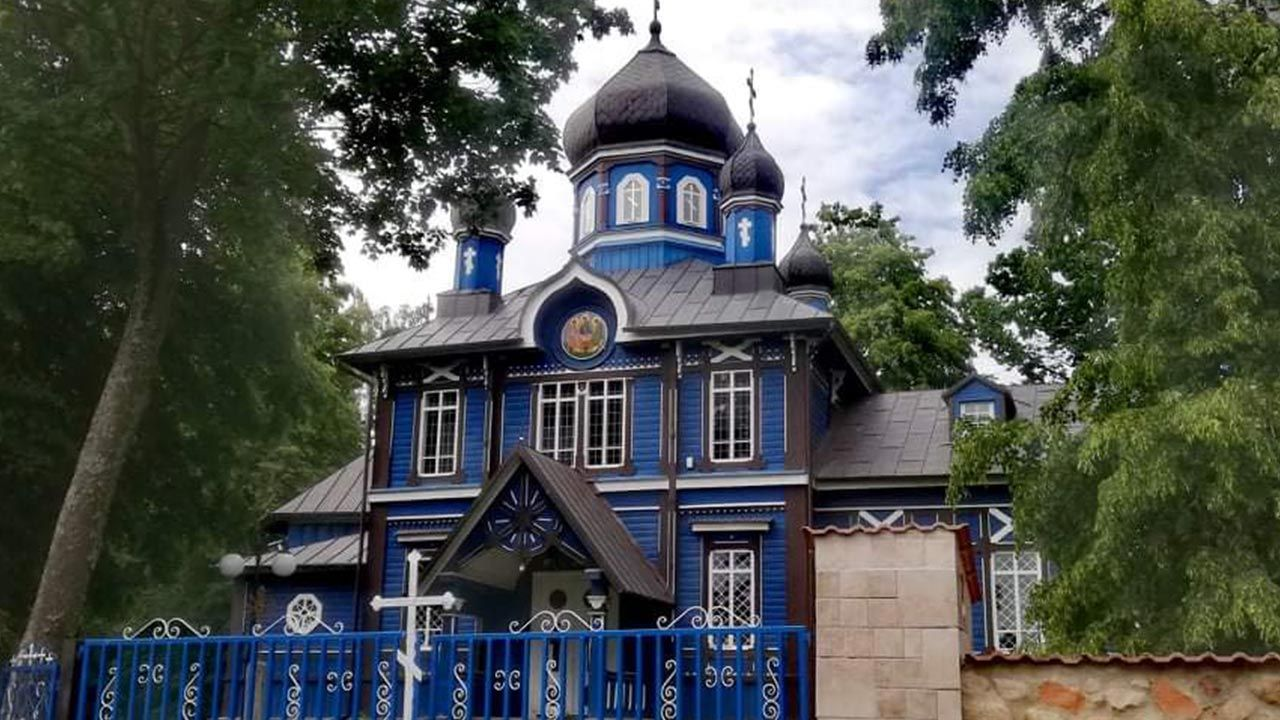 Zapraszam do Kruszynian – tatarskiego świata i drewnianych chałup, kolorowych cerkwi w Krainie Otwartych Okiennic (fot. Agnieszka Wasztyl)