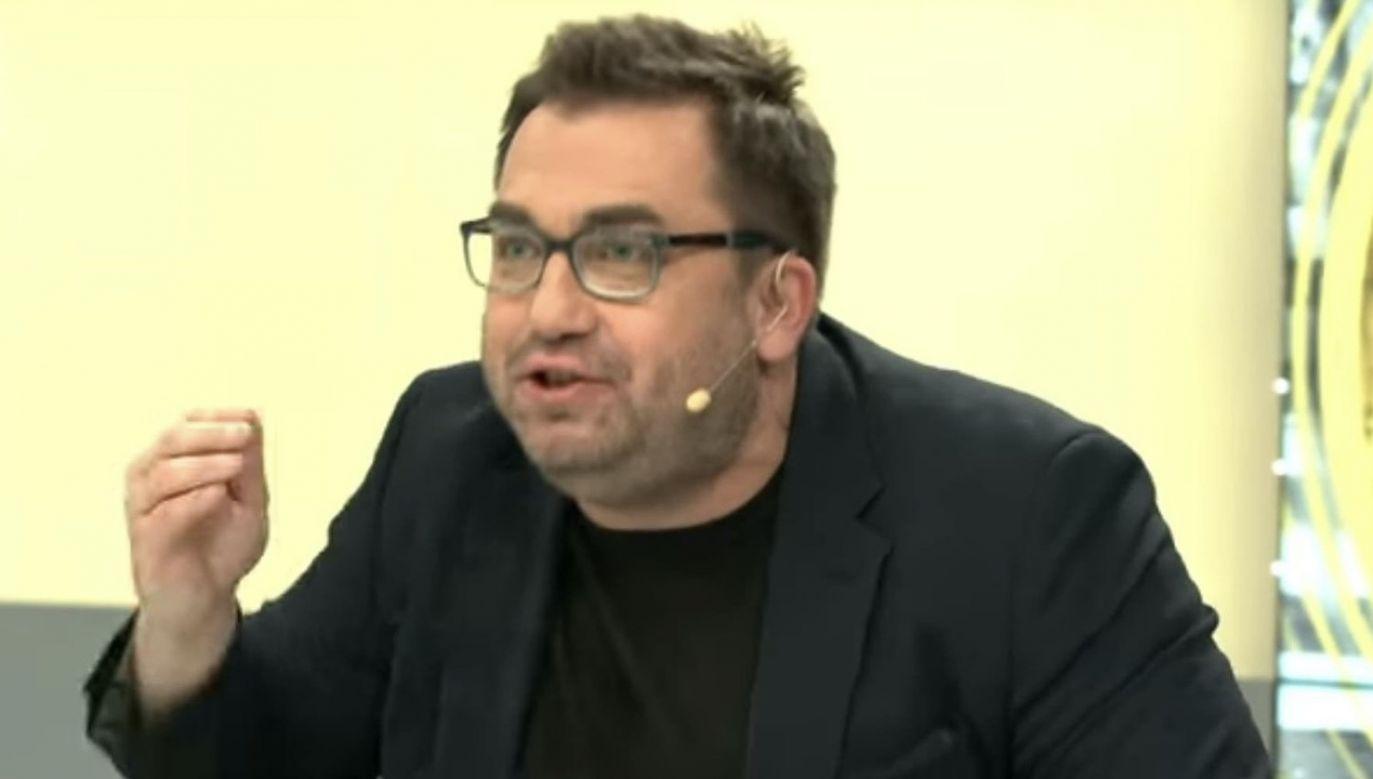 Bartosz Węglarczyk (fot. Youtube)