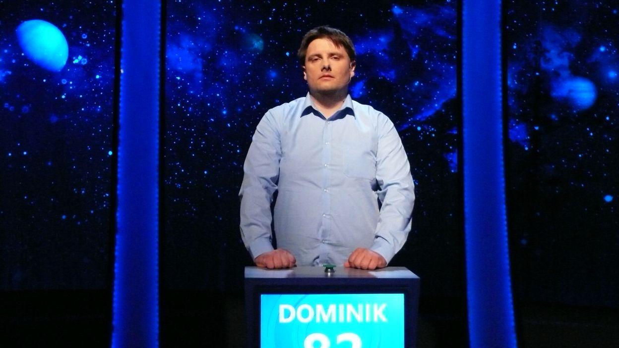 Dominik Legutko - zwycięzca 2 odcinka 110 edycji