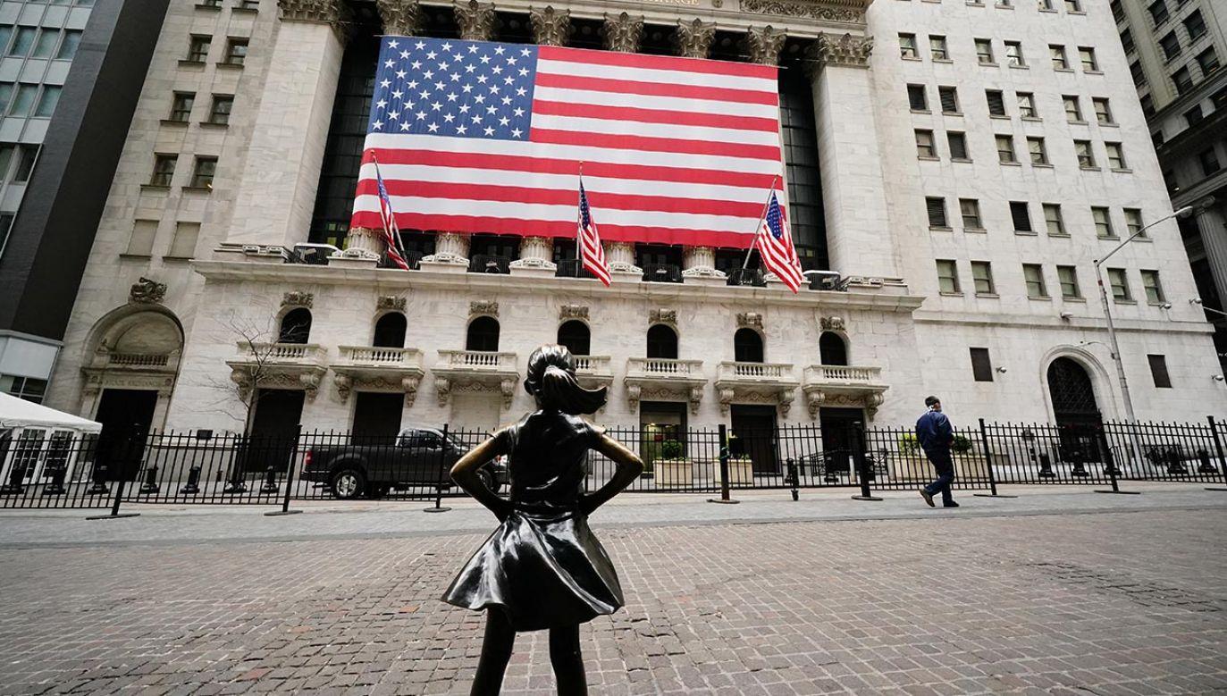 Prawo stanowe Nowego Jorku wymaga od wyborców uzasadnienia, dlaczego nie mogą głosować osobiście (fot. John Nacion/NurPhoto via Getty Images)