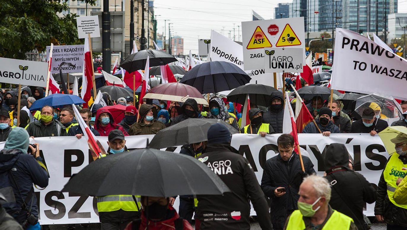 Jestem wdzięczny premierowi, żewsłuchał się wgłos polskich firm – podkreśla prezes Cedrobu Andrzej Goździkowski (fot. Attila Husejnow/SOPA Images/LightRocket via Getty Images)