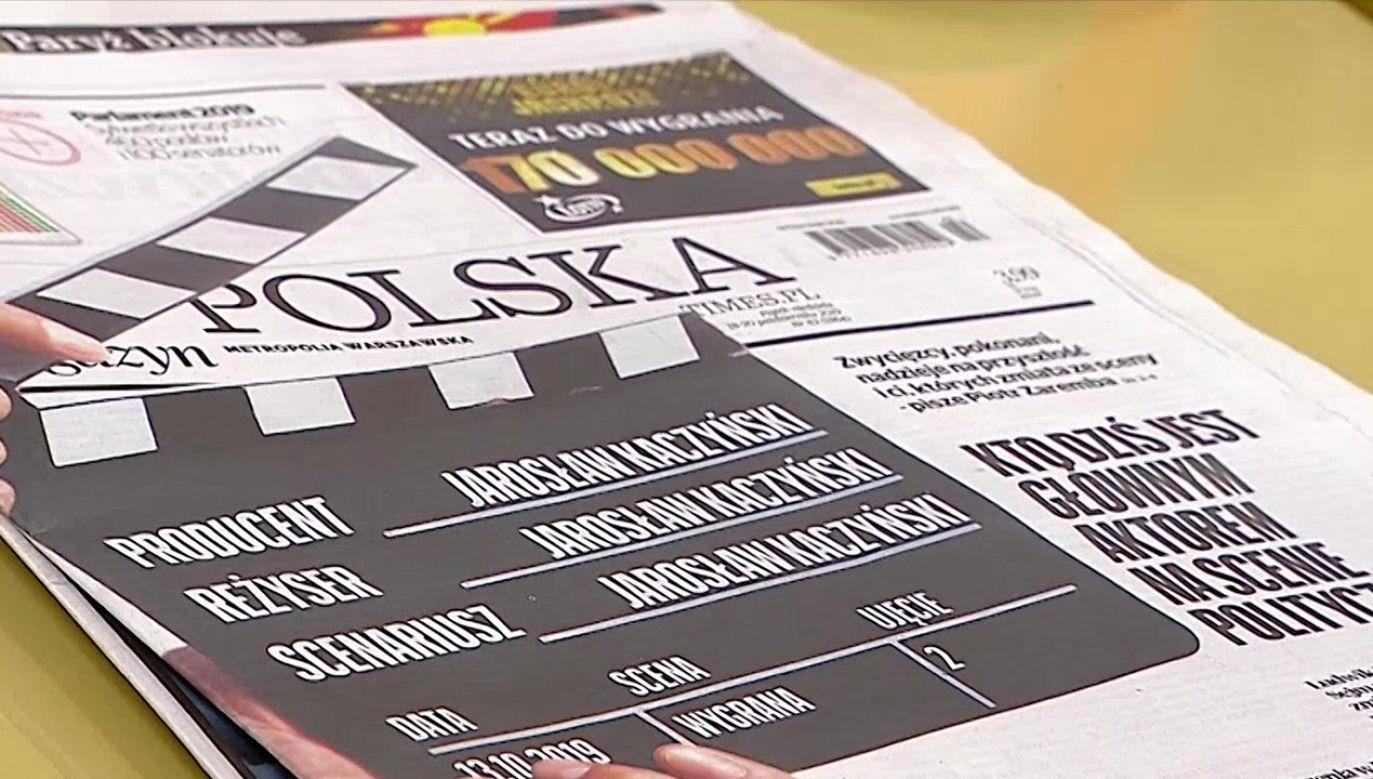 Najnowsze informacje z Polski i świata na antenie i w portalu tvp.info (fot. TVP)