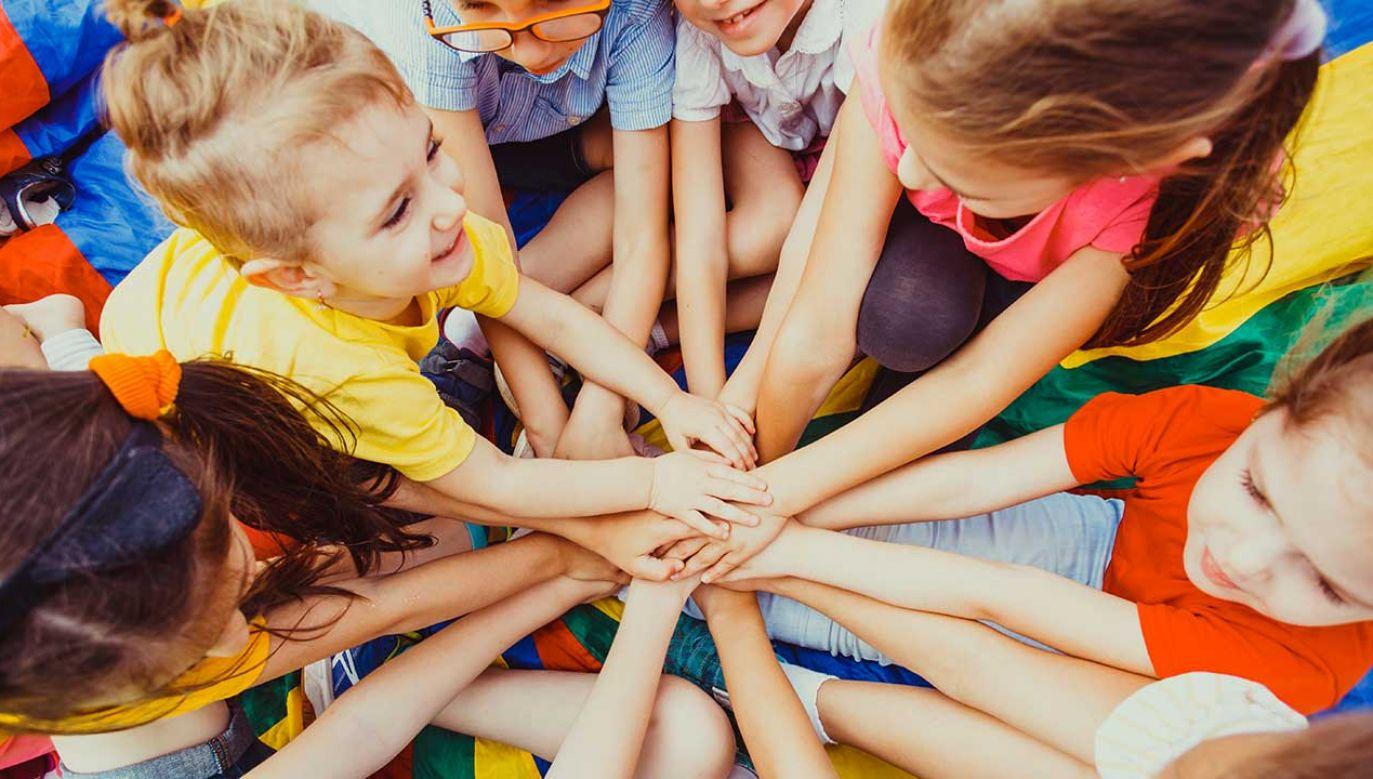 Wiceminister sprawiedliwości zapowiada walkę z nielegalnymi adopcjami (fot. Shutterstock/Oksana Shufrych)