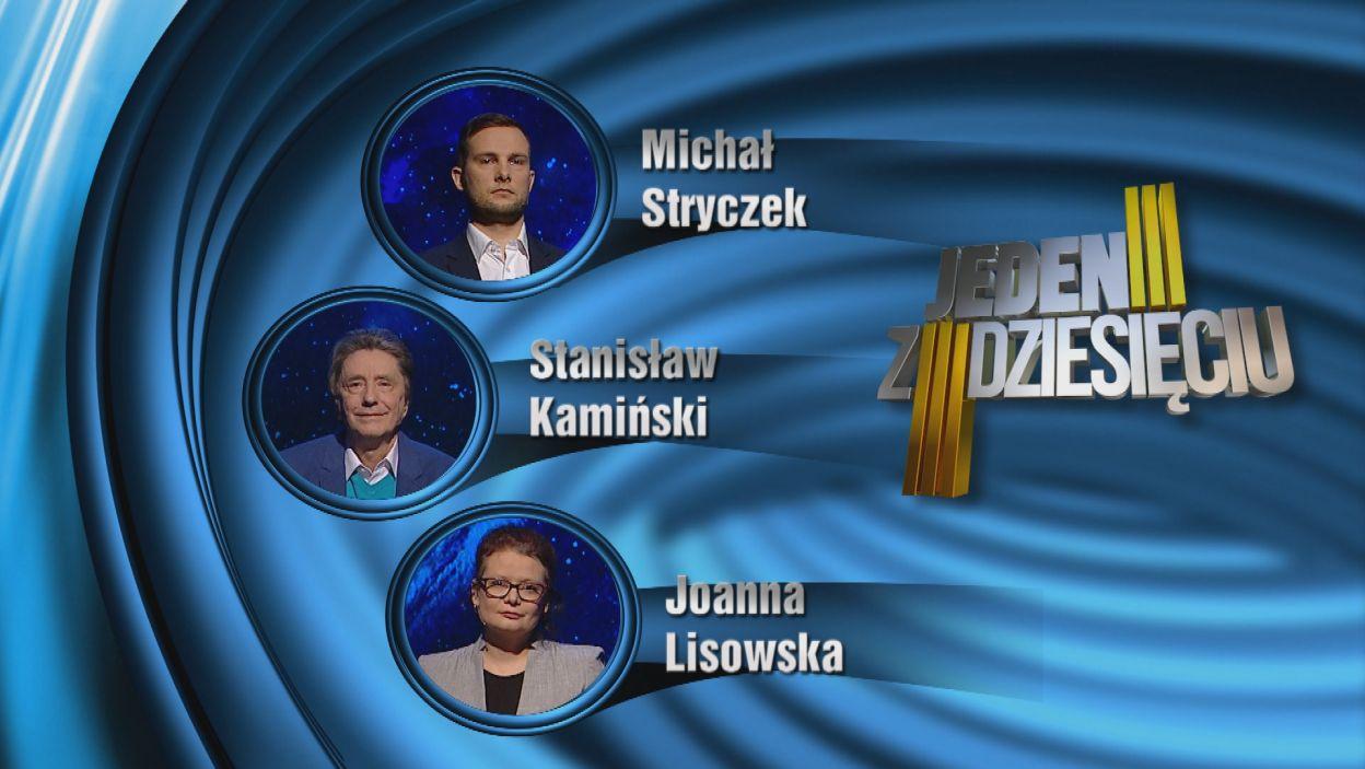 Do finału 8 odcinka 118 edycji zakwalifikowało się trzech najlepszych graczy