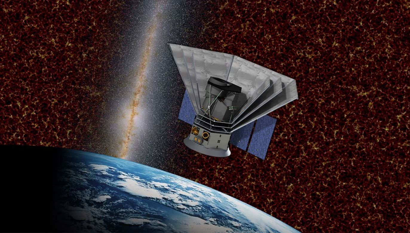 Misja SPHEREx może wystartować między czerwcem 2024 a kwietniem 2025 roku (graf. NASA)