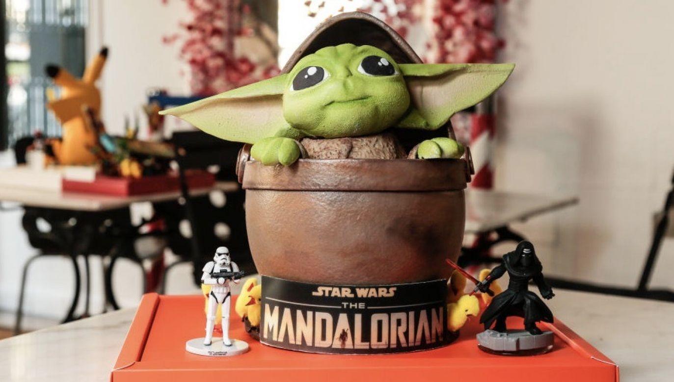 """Do złudzenia przypomina on mistrza Yodę z """"Gwiezdnych wojen"""" (fot. Miquel Benitez/Getty Images)"""