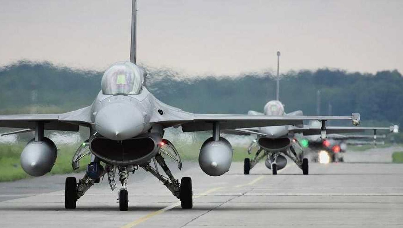 Według nieoficjalnych informacji chodzi m.in. o wzmocnienie obrony powietrznej w regionie (fot. MON)