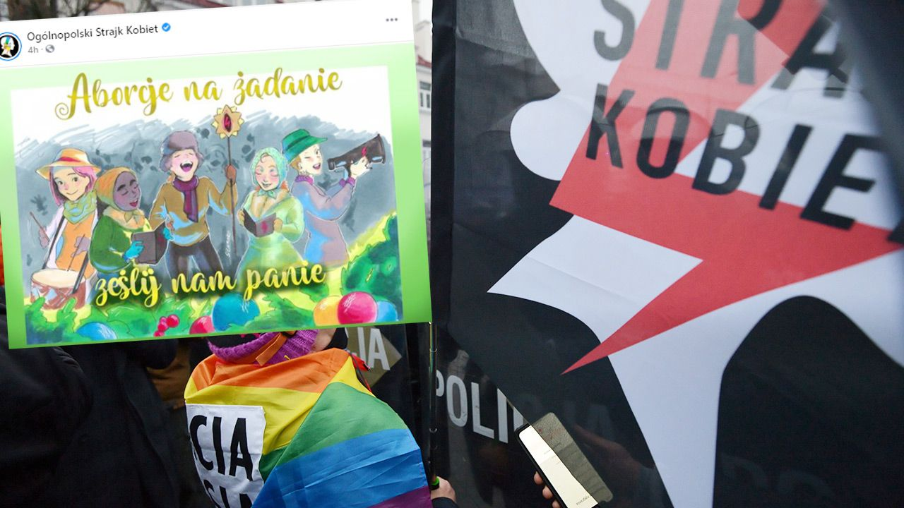 Sprawę krytykują same zwolenniczki aborcji (fot. PAP/Marcin Obara)