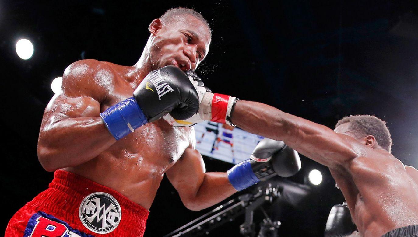 Walka między Dayem i Conwellem odbyła się przed głównym programem sobotniej gali (fot. REUTERS/USA TODAY Sports)