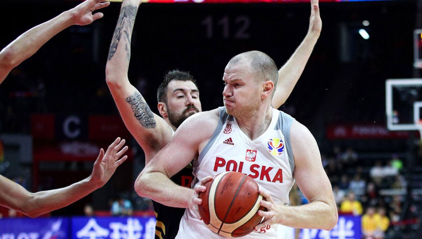 Dla Macieja Zielińskiego  wygrana Polaków nie jest wielkim zaskoczeniem (fot. Zhong Zhi/Getty Images)