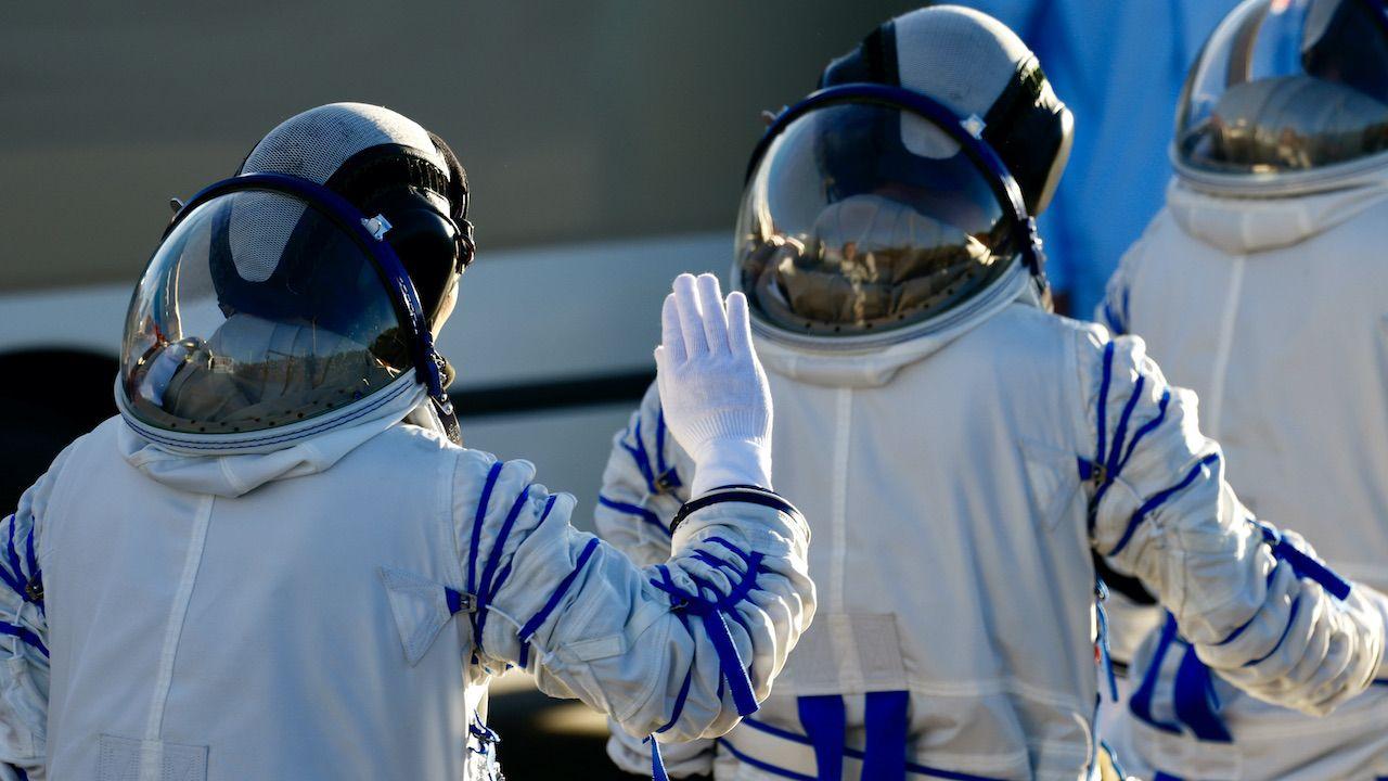 We współpracy z Amerykanami ma trafić na Międzynarodową Stację Kosmiczną  (fot. VCG via Getty Images)