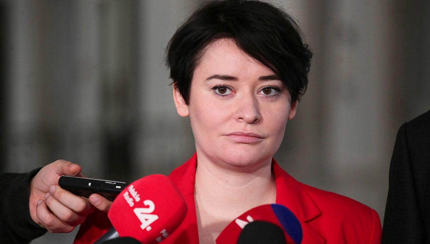 """""""Klątwa Dublera"""" – tak Żukowska skomentowała śmierć sędziego Jędrejka (fot. arch.PAP/Mateusz Marek)"""
