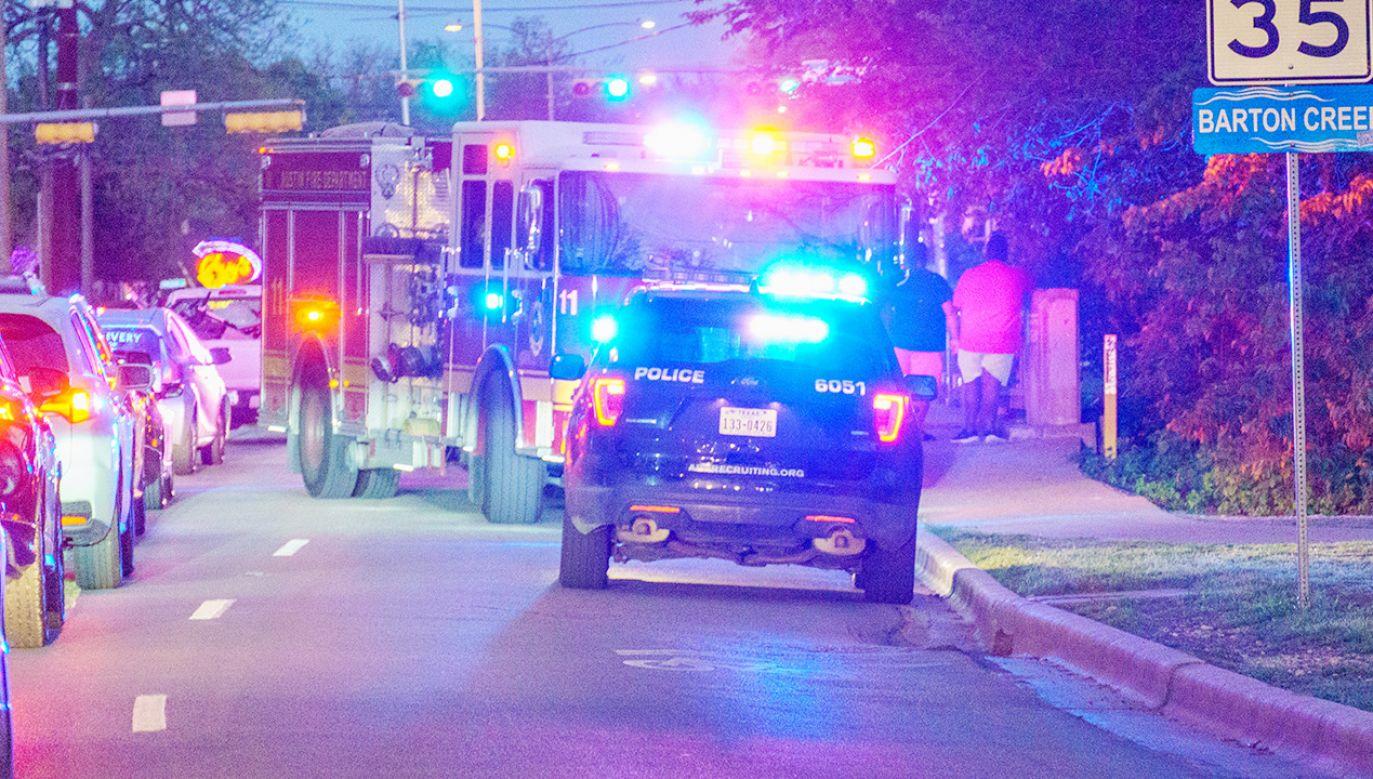 Trzy osoby zabite w strzelaninie (USA) (fot. Shutterstock)