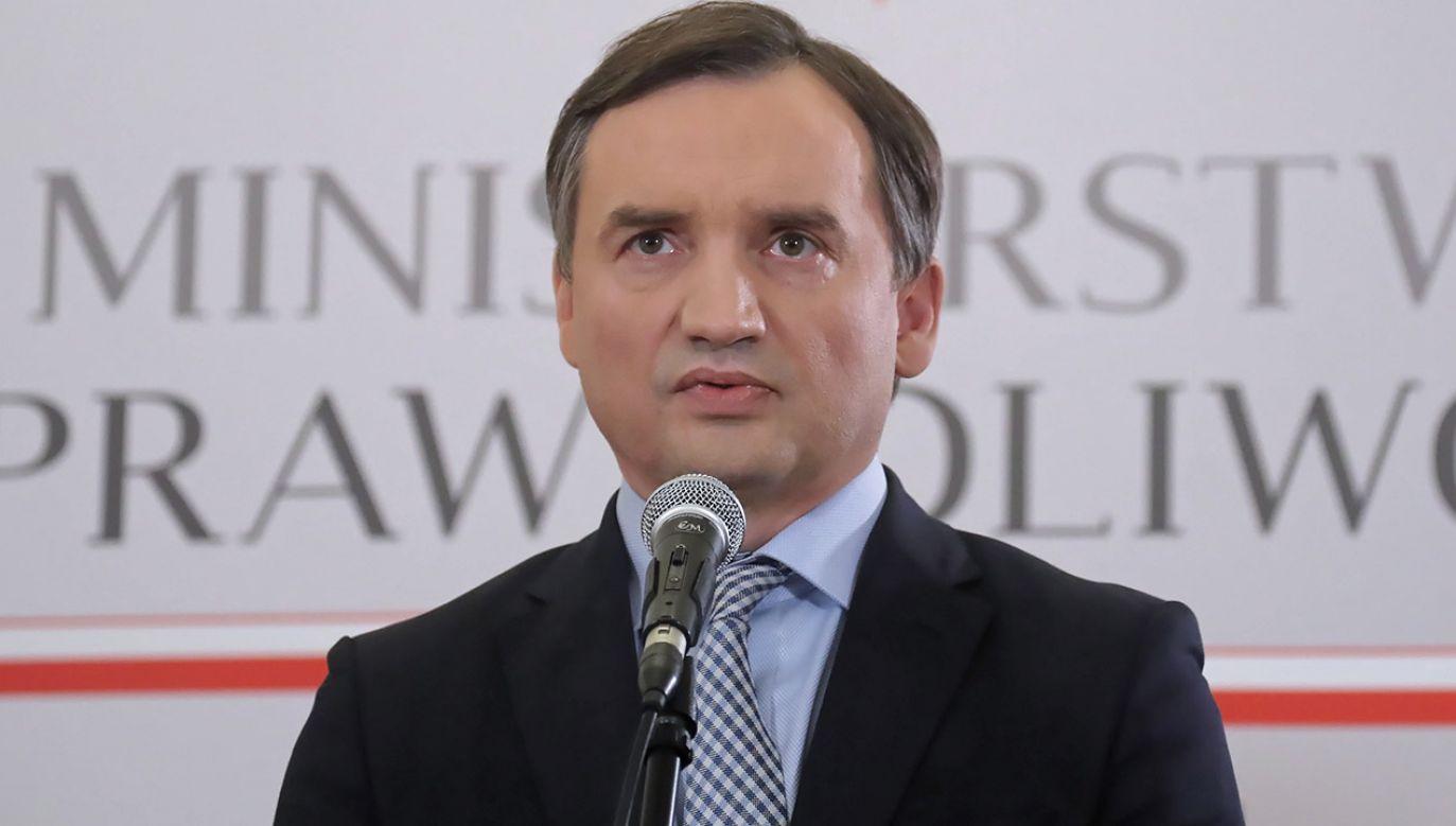 Śledztwo prowadzi Prokuratura Regionalna w Gdańsku (fot. PAP/Wojciech Olkuśnik)