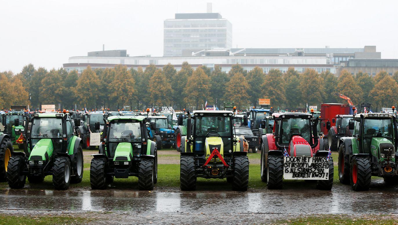 W Agroparadzie w Strasburgu będą uczestniczyć rolnicy z 80 organizacji z całej Europy (fot. REUTERS/Eva Plevier)