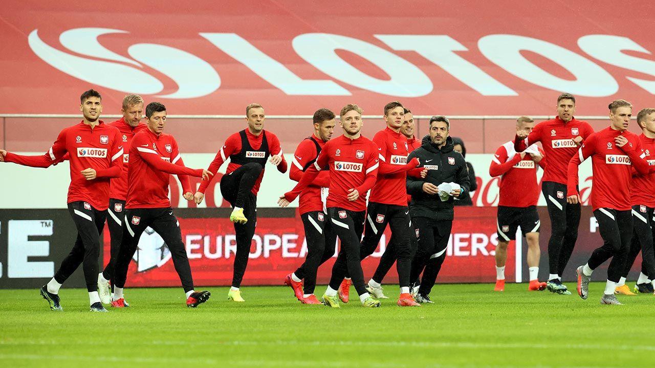 Podczas Euro 2020 kadrowicze najprawdopodobniej będą trenowaćw Gdańsku (fot. PAP/Leszek Szymański)