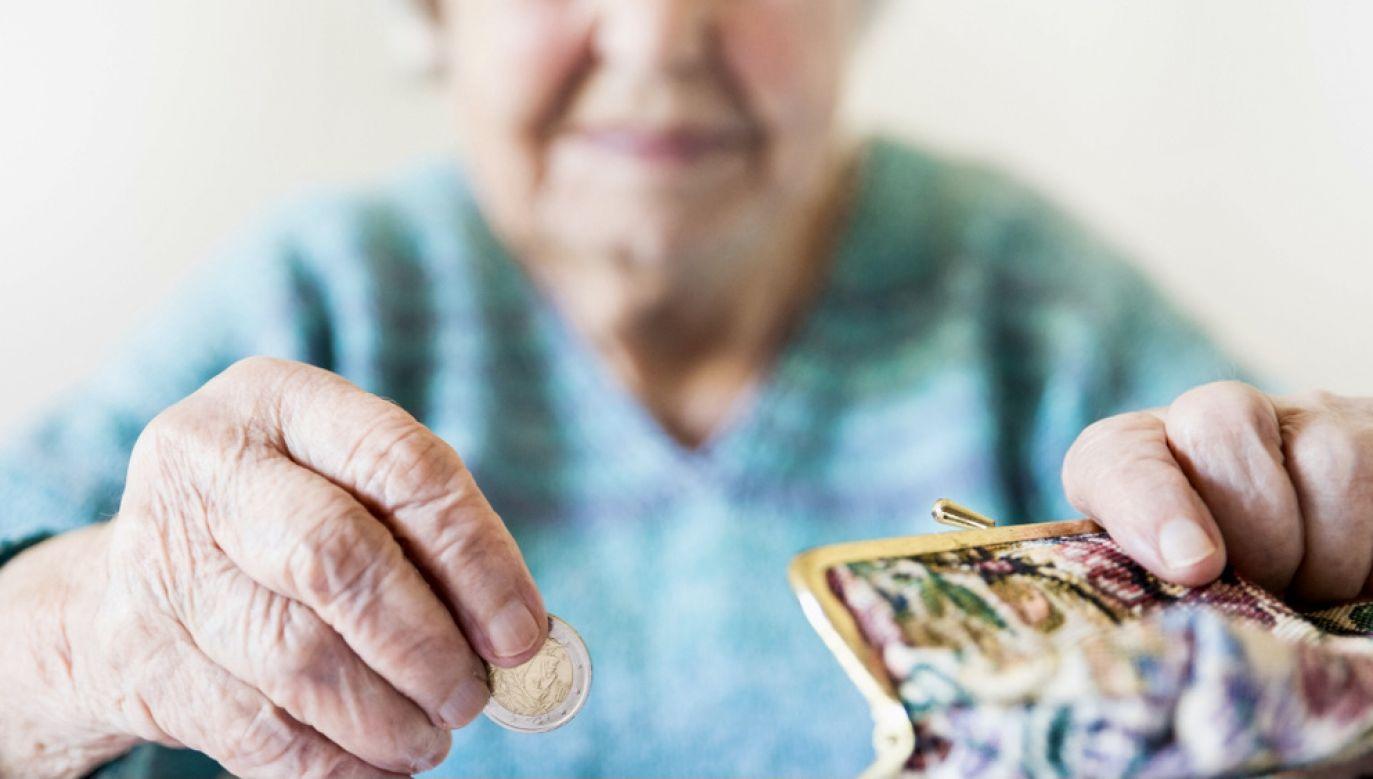W tym roku na wypłaty 13. i 14. emerytury państwo wyda ponad 22 mld zł. (fot. Shutterstock/Matej Kastelic)