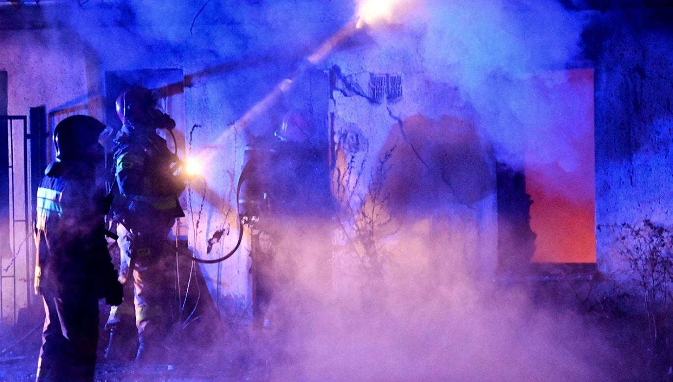 Przyczyny tragedii nie są znane (fot. PAP/Marcin Bielecki, zdjęcie ilustracyjne)