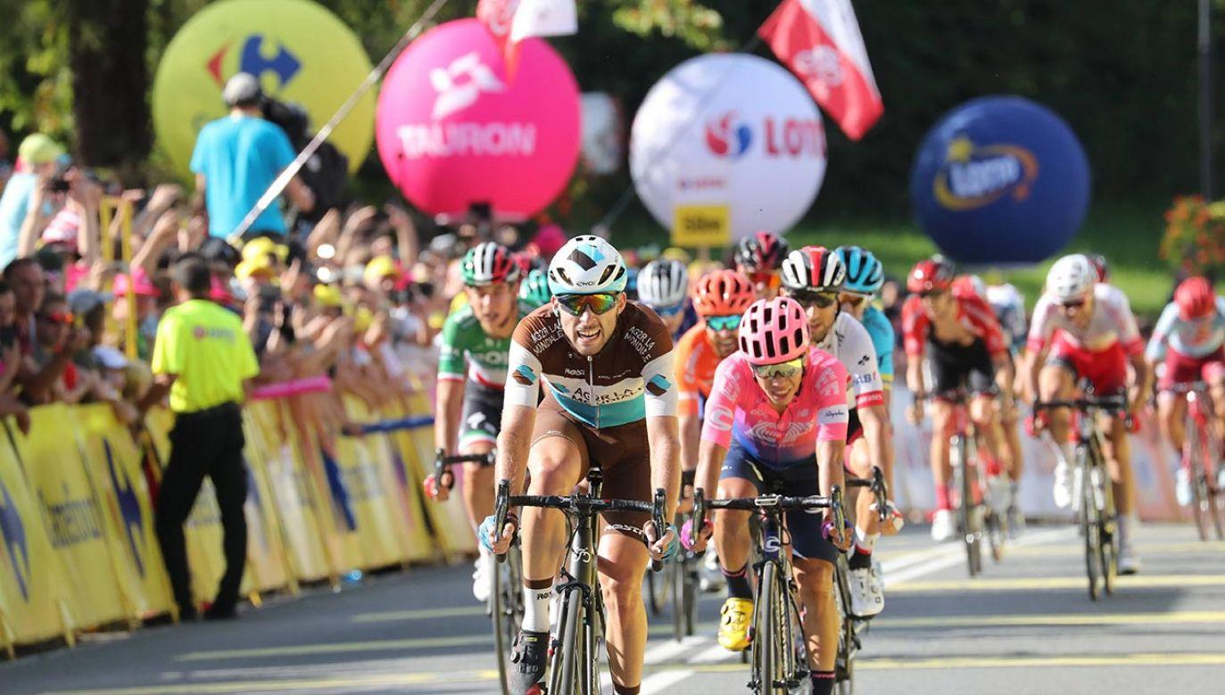 Tour de Pologne należy do najważniejszych wyścigów kolarskiego sezonu (fot. PAP/Grzegorz Momot)
