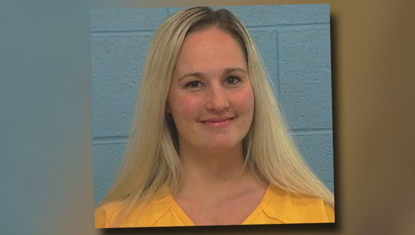 Katrina Danforth zapłaciła za usługę 2,5 tys. dolarów (fot. Idaho Department of Correction)