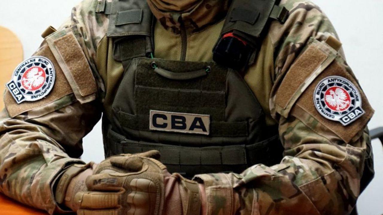 Wciąż zwiększa się liczba świadków w śledztwie prowadzonym przez CBA (fot. CBA)