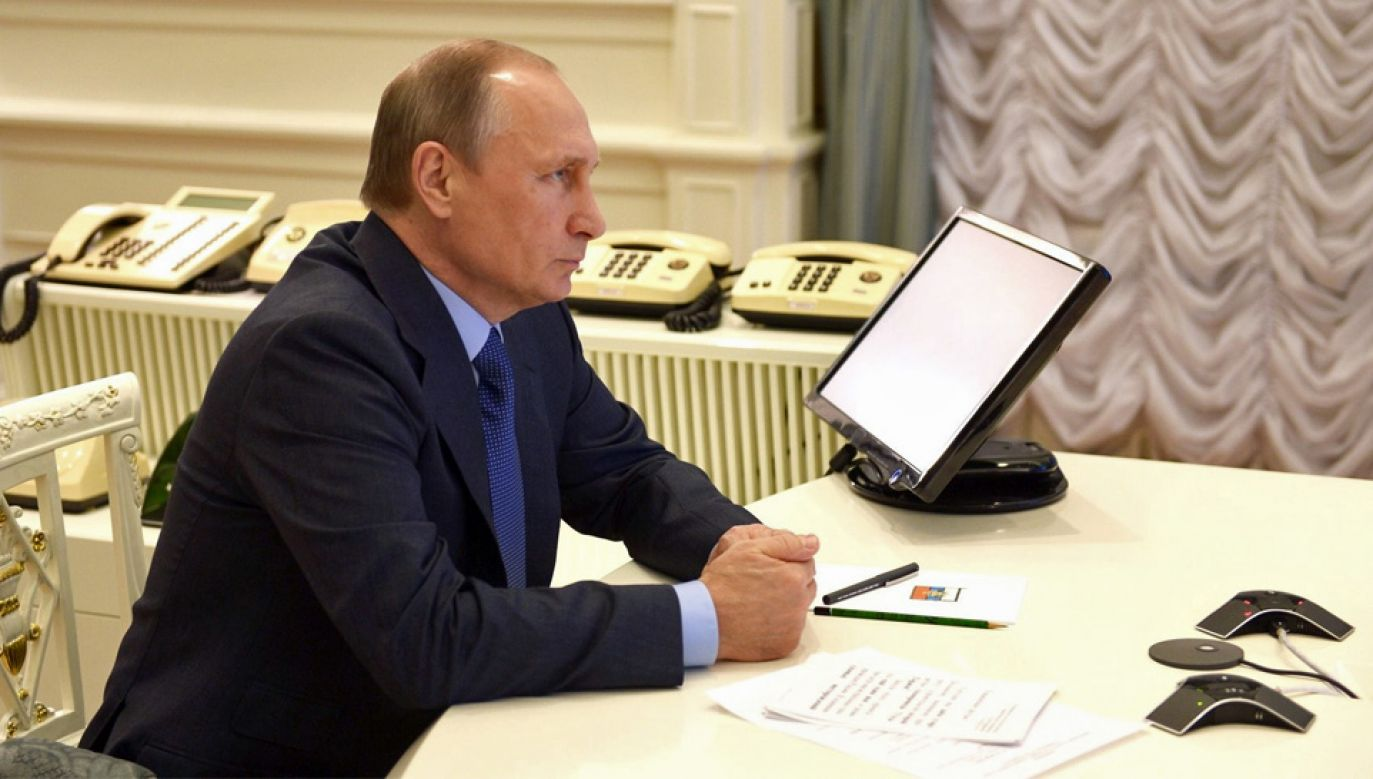 W otoczeniu Władimira Putina miał działać amerykański szpieg (fot. Kremlin.ru)