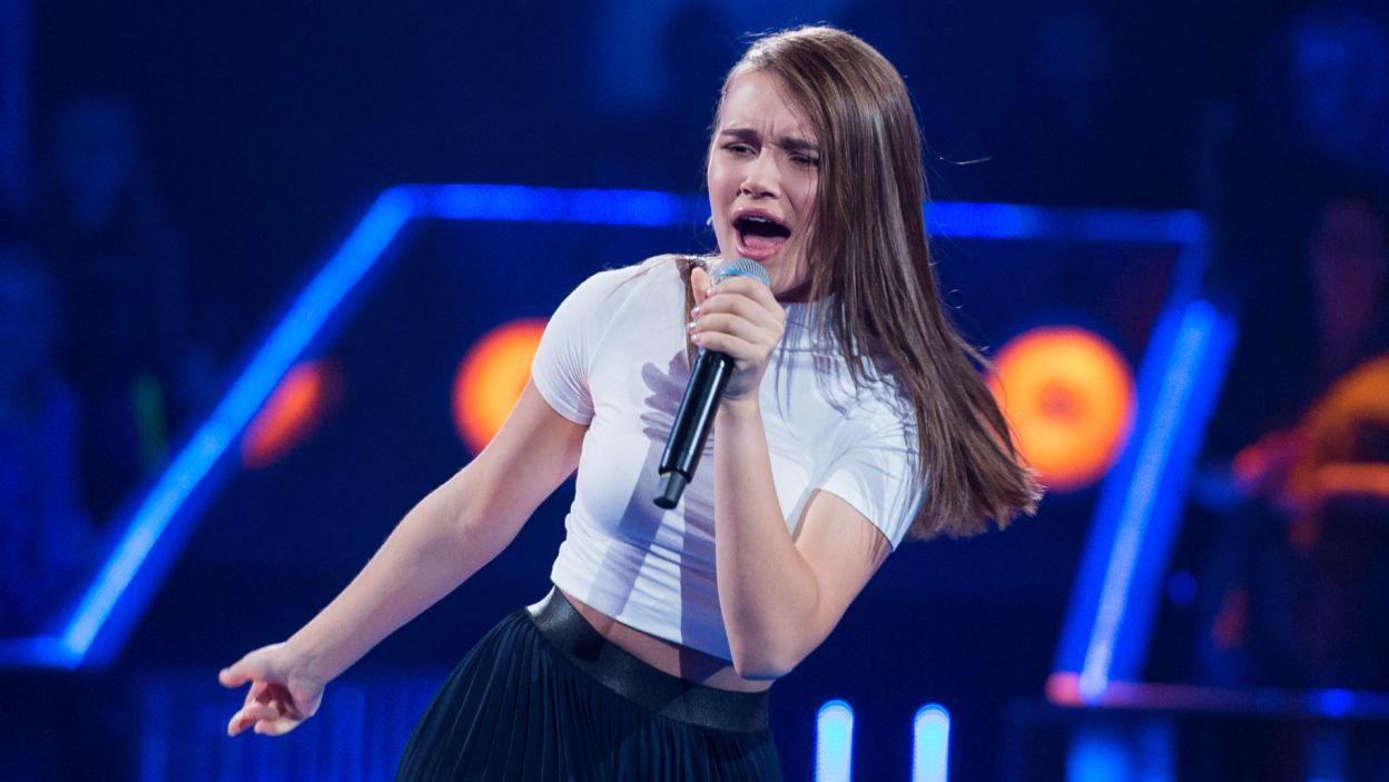 Kolejnym etapem był Sing Off, w którym występowali zwycięscy uczestnicy bitew (fot.TVP)