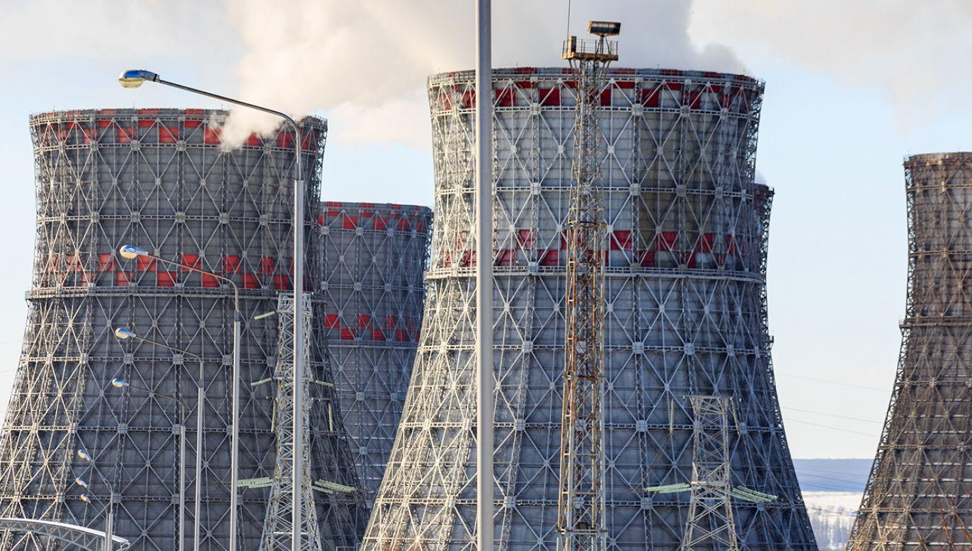"""""""Polska wybrała ten kierunek, ponieważ elektrownie jądrowe zapewniają stabilność wytwarzania energii przy praktycznie zerowej emisji zanieczyszczeń powietrza i gazów cieplarnianych"""" (fot. Shutterstock/DedMityay)"""
