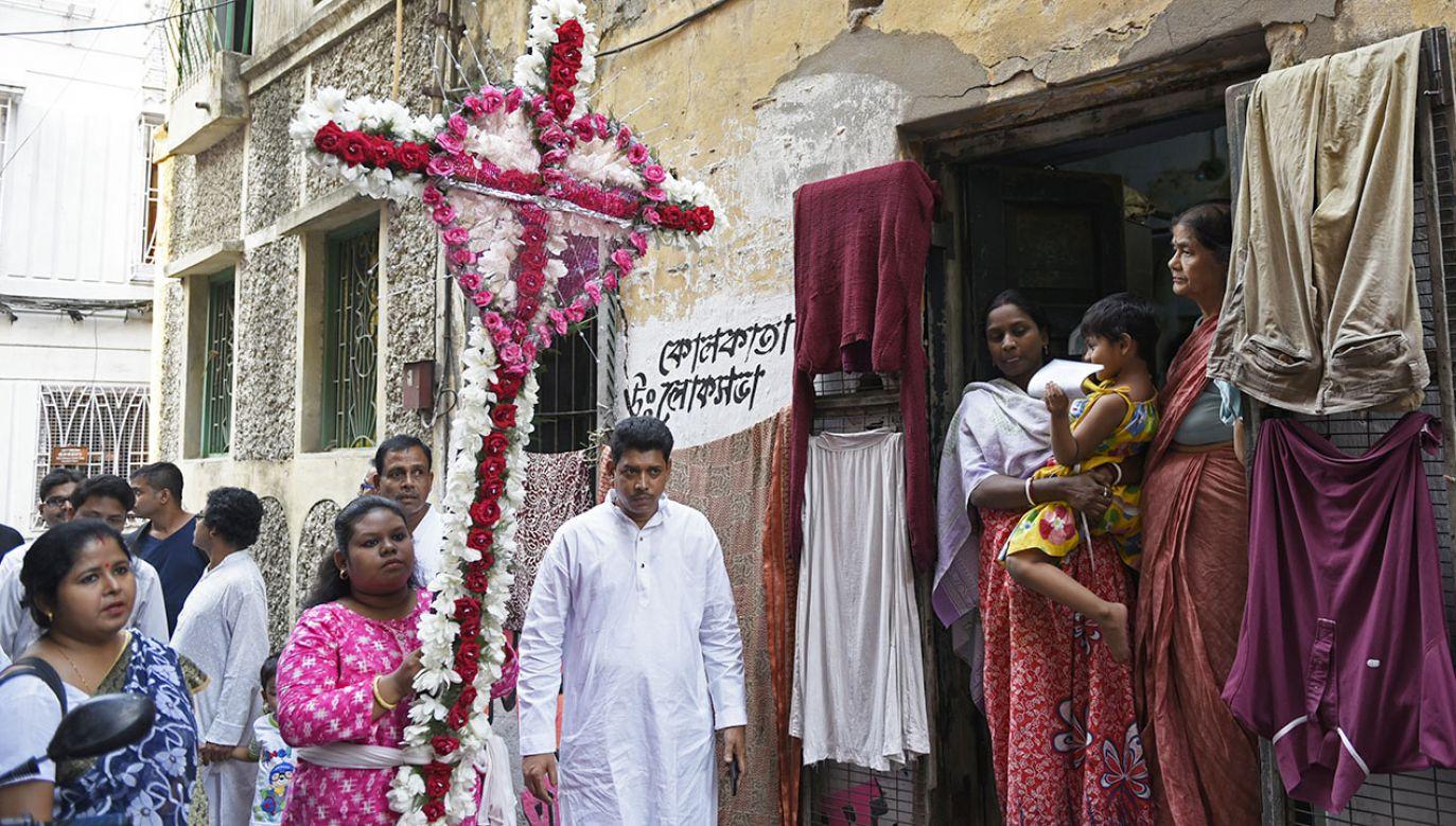 Wielu ludzi nie wie nic o skali problemu (fot.  Indranil Aditya/NurPhoto via Getty Images)