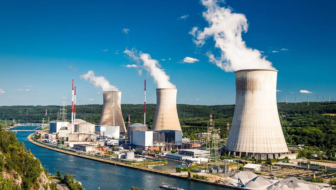Jak zapewnia minister, Polska nie oprze się na atomie (fot. Shutterstock/engel.ac, zdjecie ilustracyjne)