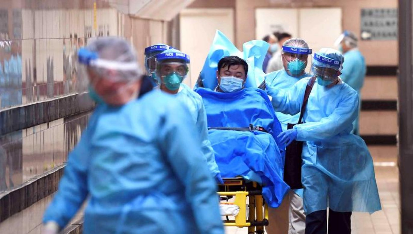 Kolejne zarażenia koronawirusem z Wuhan (fot. Reuters)