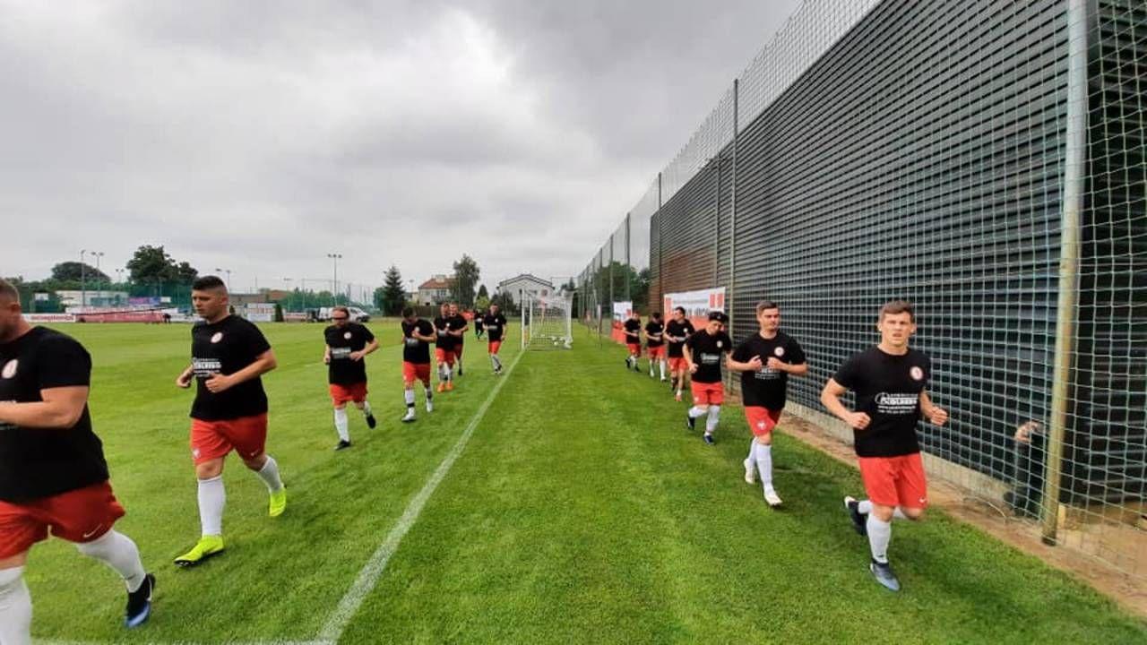 Piłkarze FC Polonia Berlin e.V.  zostali zaatakowani (fot. FB/FC Polonia Berlin e.V. )