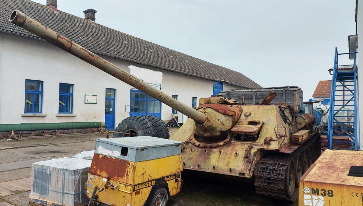 Obie maszyny zostały przekazane policji w regionie Hradec Králové (fot. Twitter/Policie ČR)