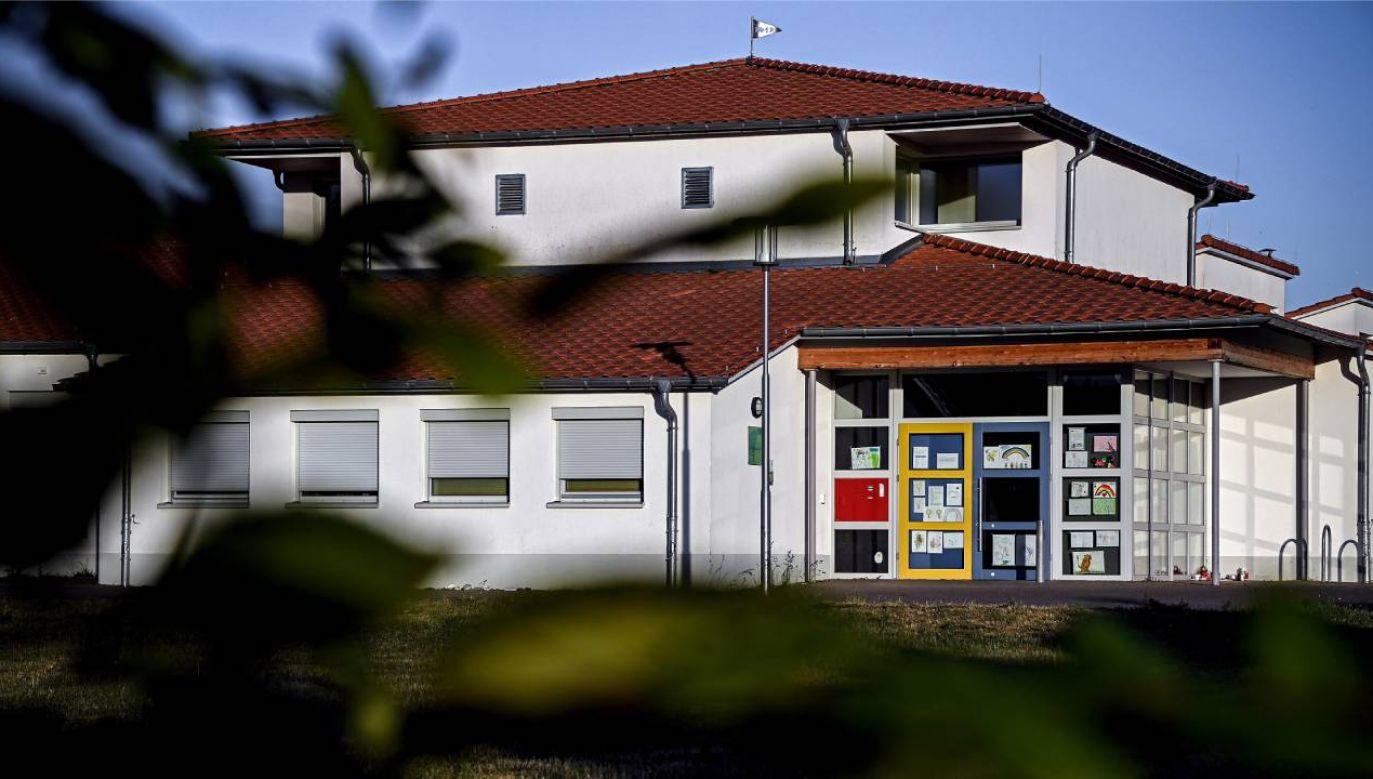 Przedszkole w niemieckim Viersen (fot.PAP/EPA/SASCHA STEINBACH)