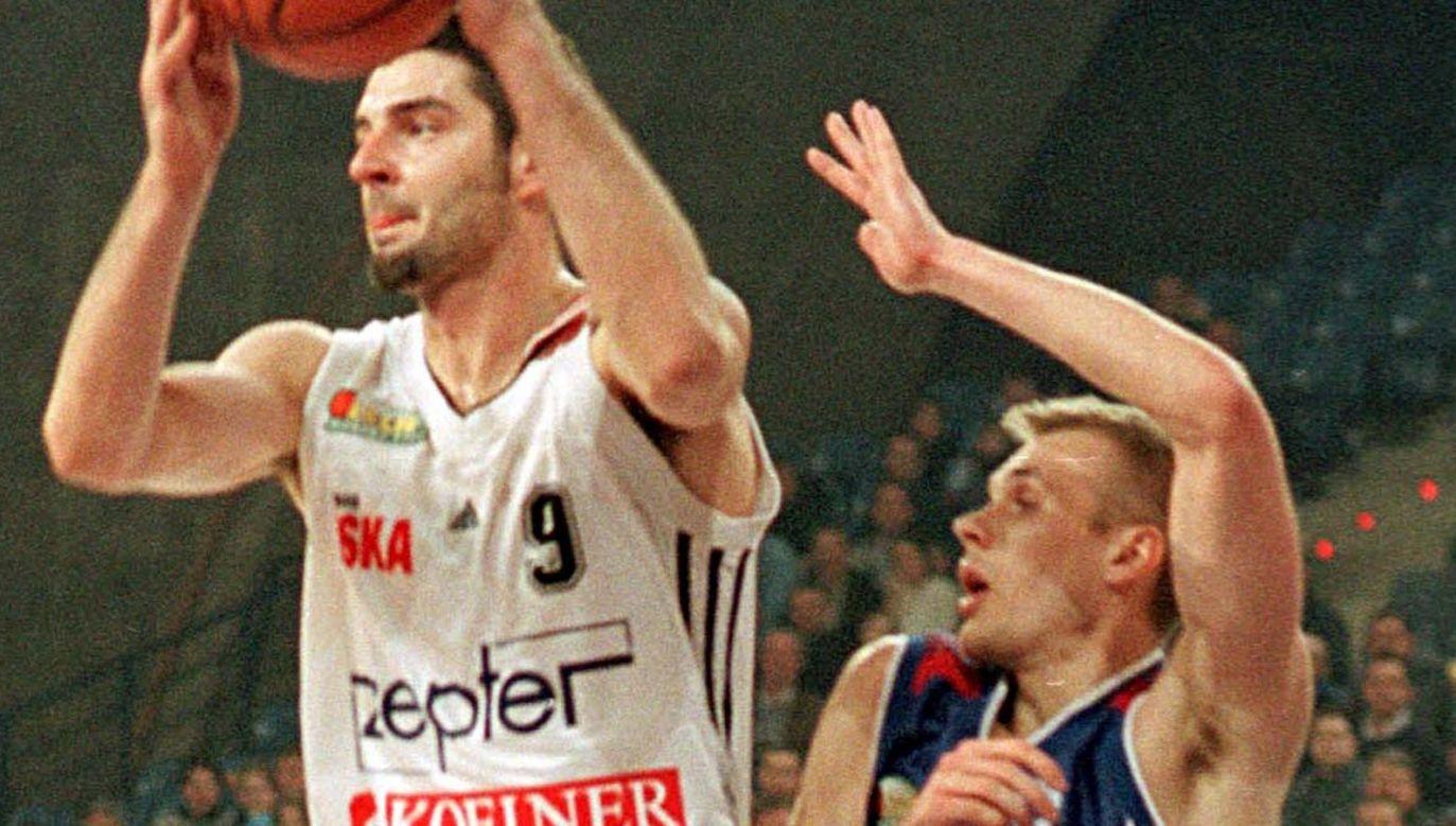 Maciej Zieliński i Dariusz Kondraciuk (fot. PAP)
