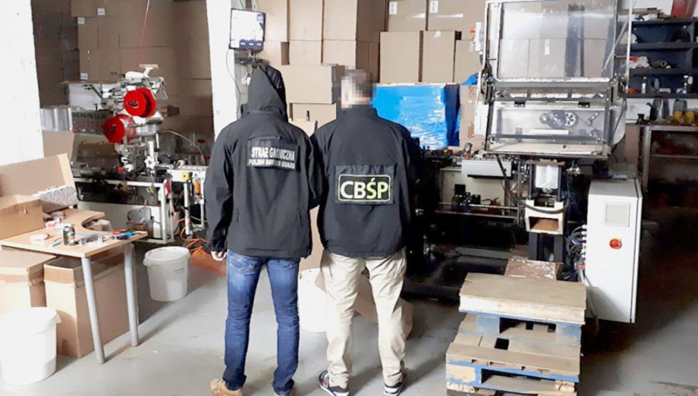 Wspólne działania służb, było możliwe dzięki szeroko zakrojonej wymianie informacji i koordynacji działań oraz współpracy w ramach Europolu (fot. CBŚP)