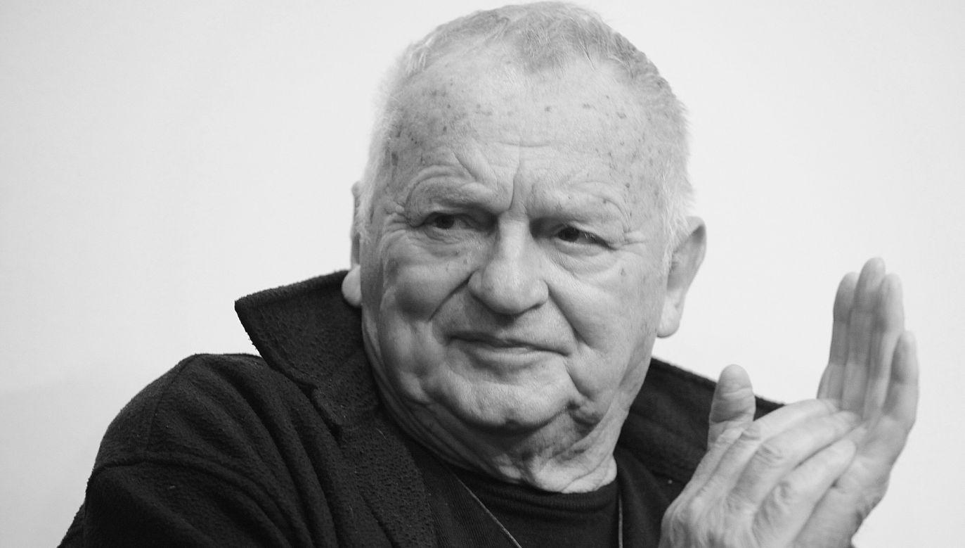 Jerzy Gruza (fot. arch. PAP/Andrzej Rybczyński)