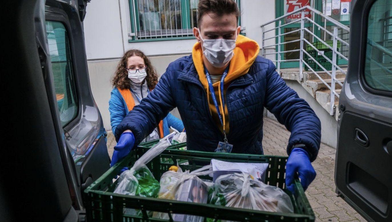 W listopadzie Fundacja KGHM wsparła pomocą cztery ośrodki Caritas (fot. Omar Marques/Getty Images, zdjęcie ilustracyjne)