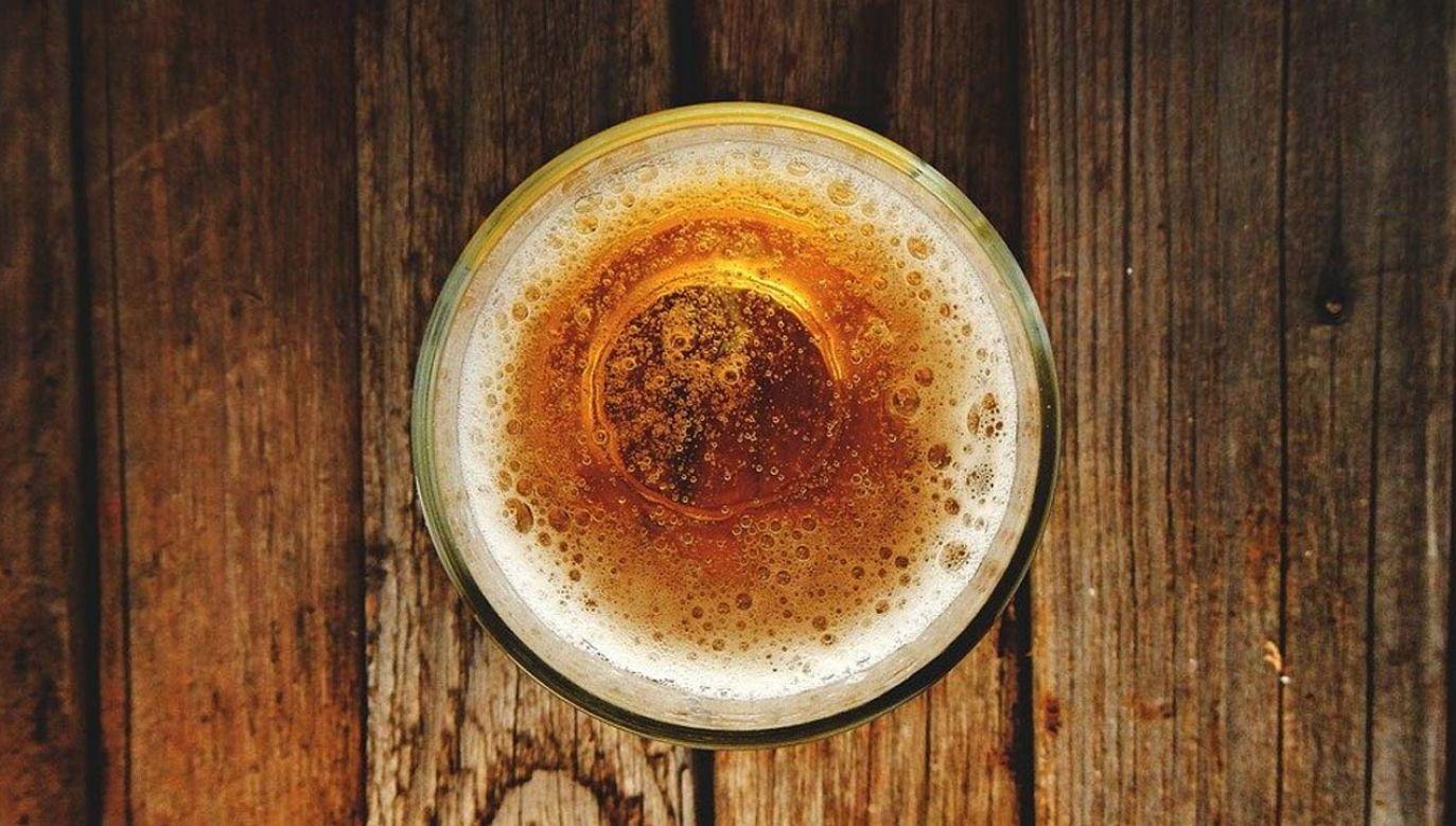 Źle uwarzone piwo zawierał metanol (fot. Pixabay)
