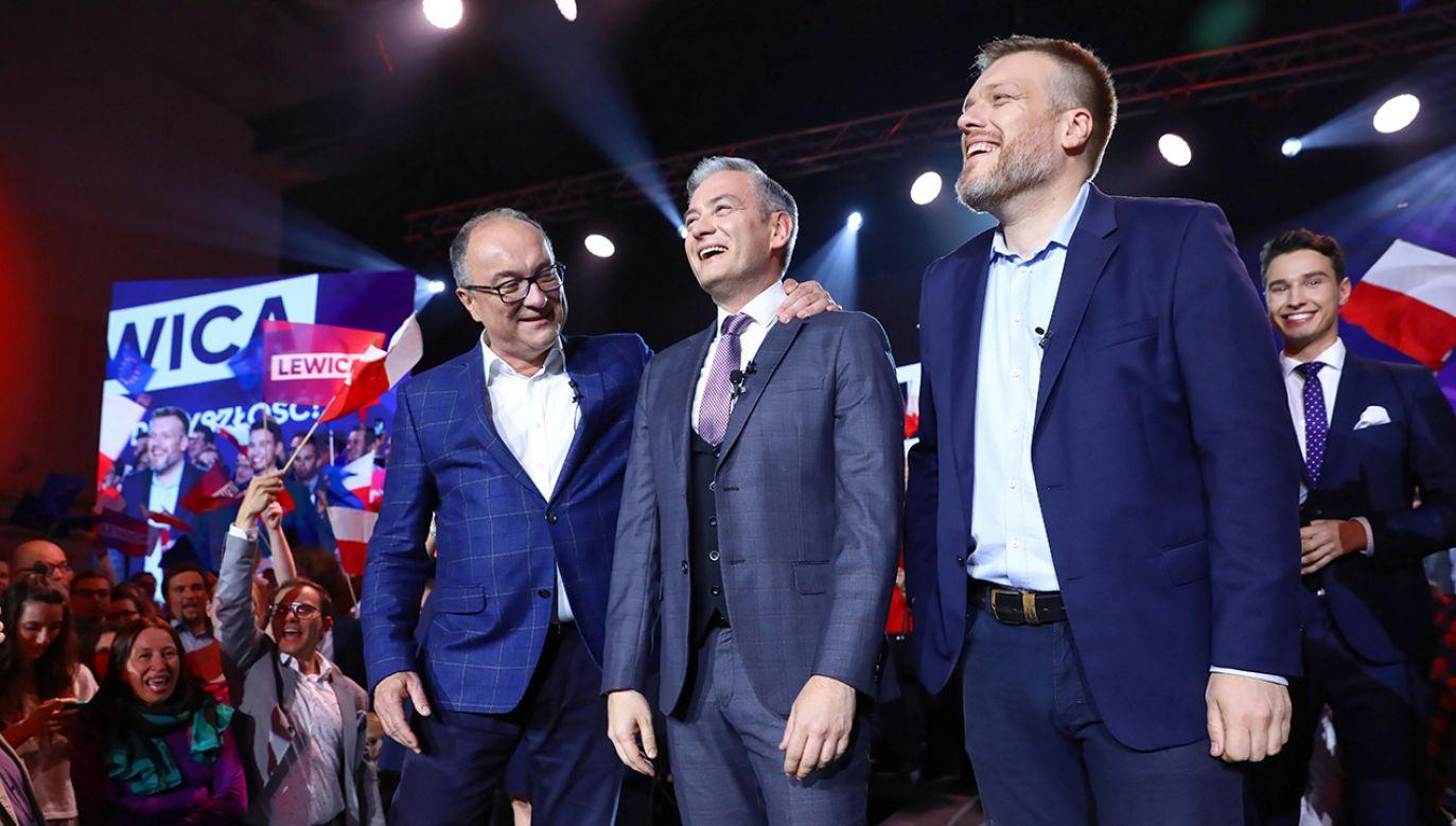 Poseł PiS Tadeusz Cymański twierdzi, że silna Lewica w Sejmie może doprowadzić do poważnego kryzysu Koalicji Obywatelskiej. (fot. arch.PAP/Rafał Guz)