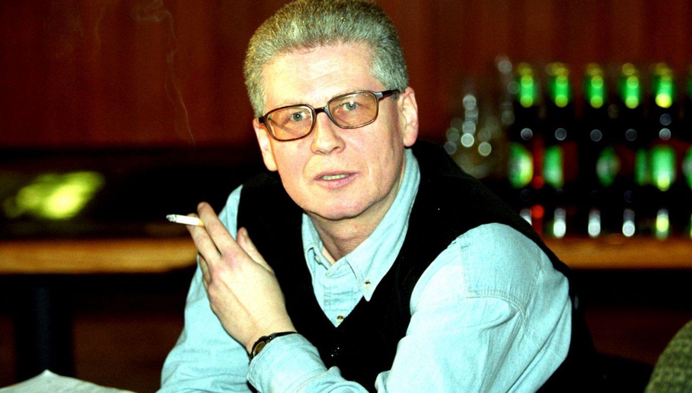 Andrzej Janisz, 2001 rok (Fot. Włodzimierz Sierakowski z bazy 400mm.pl)