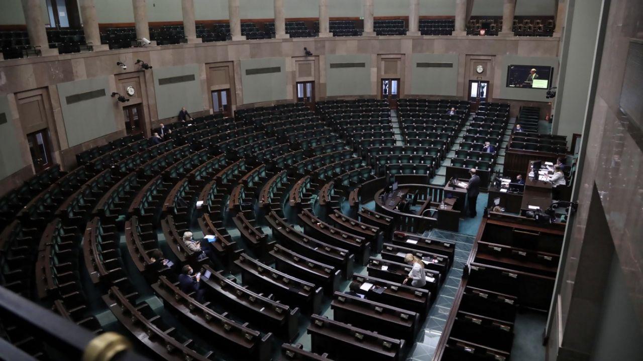 Jak wyglądałby rozkład mandatów? (fot. arch.PAP/Radek Pietruszka)