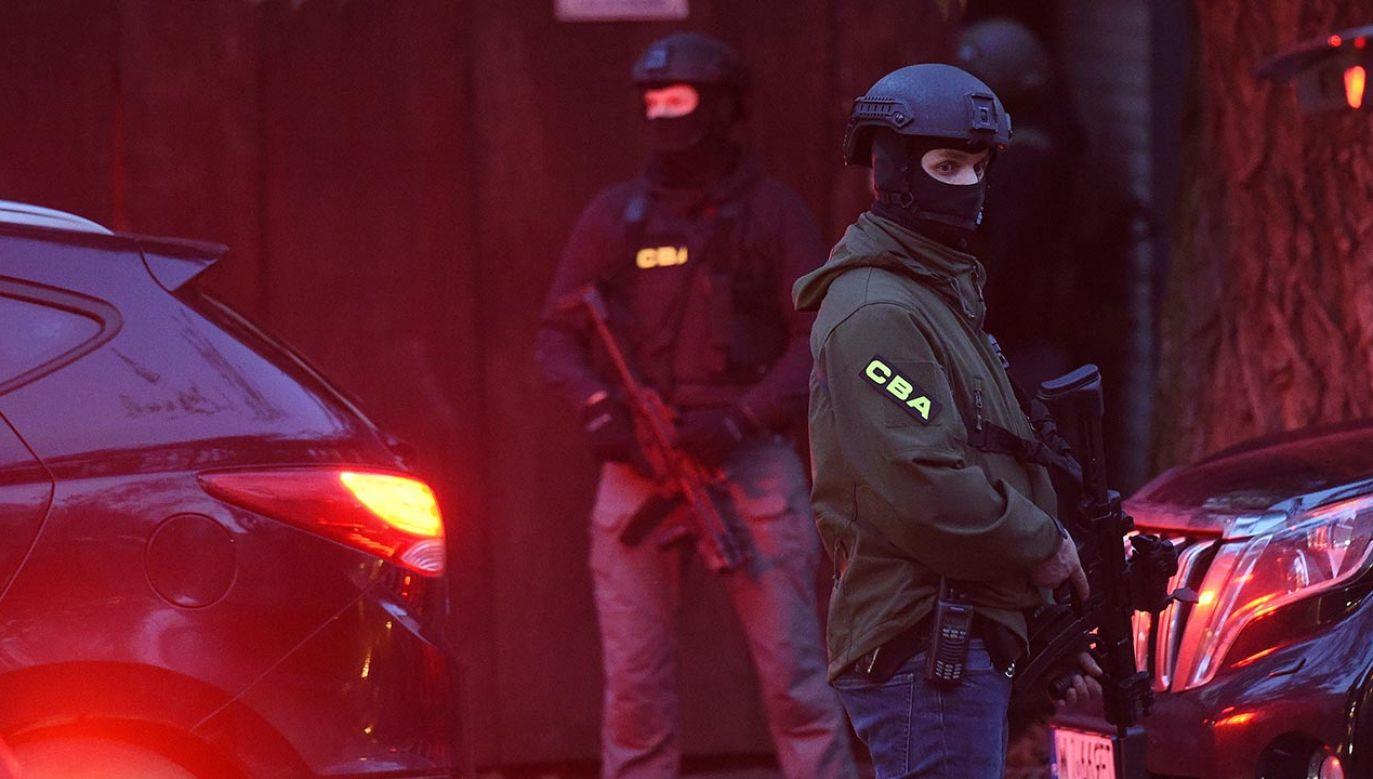 Mężczyzna został zatrzymany w Gdańsku (fot. PAP/Radek Pietruszka)