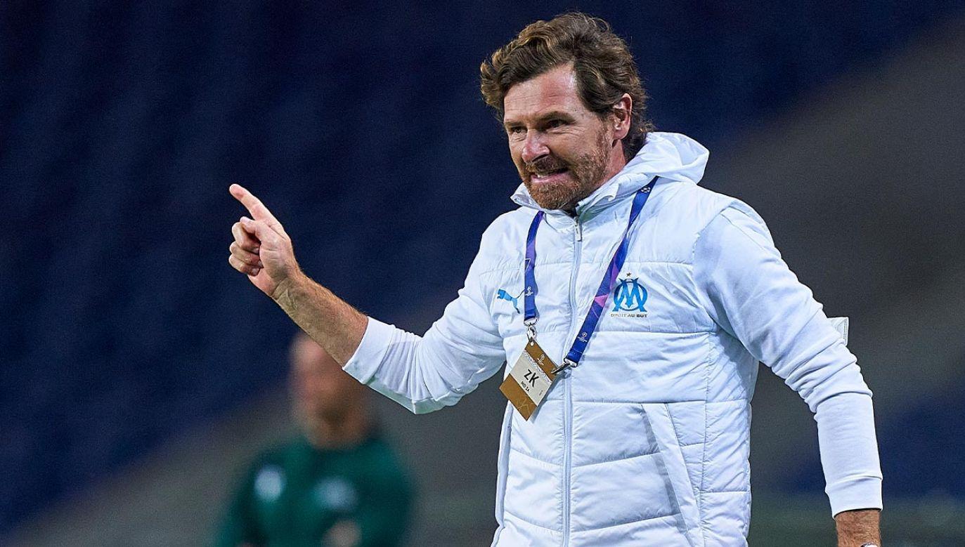 Andre Villas-Boas poprzednio pracował w Olympique Marsylia (fot. Jose Manuel Alvarez/Quality Sport Images/Getty Images)