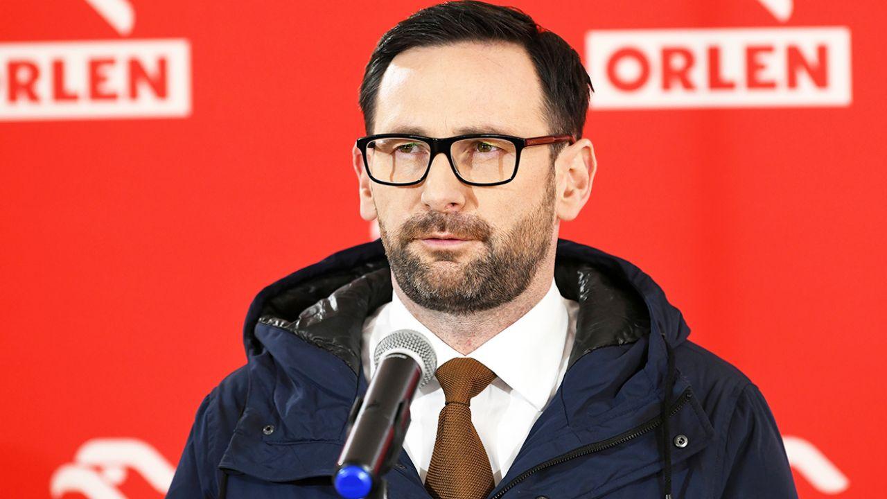 Daniel Obajtek (fot. arch.PAP/Darek Delmanowicz)
