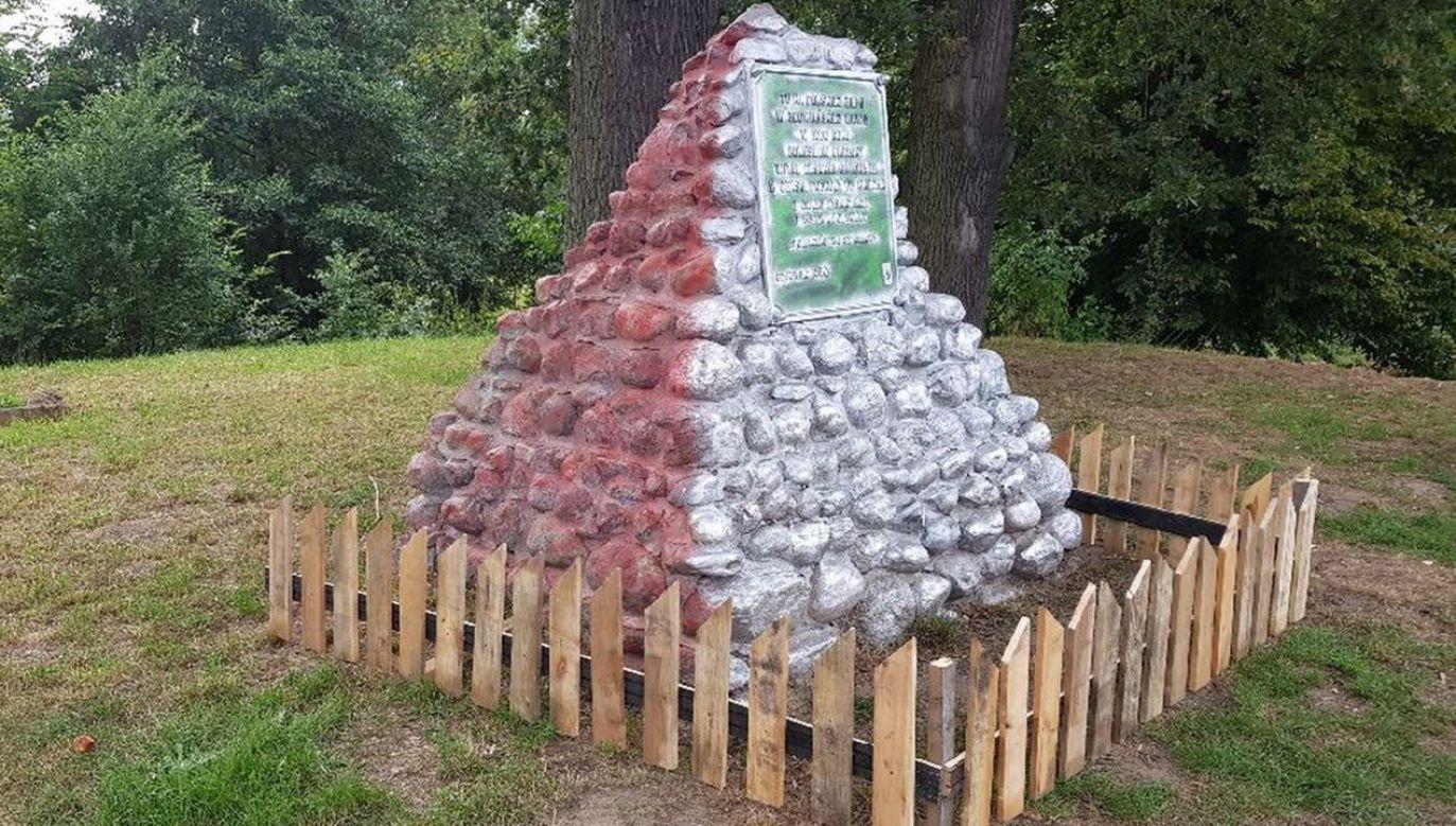 Straty wynosza ok. 7 tys. zł (fot. zagan.lubuska.policja.gov.pl)